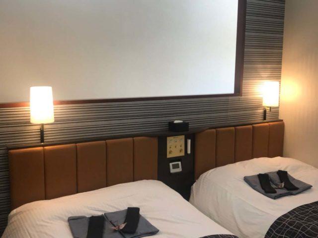 ホテル(客室・共有スペース)の内装工事事例