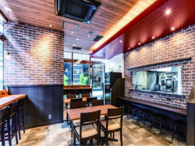 飲食店(イタリアンレストラン)の内外装工事事例